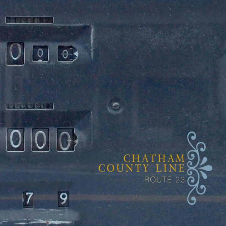 Chatham County Line - Route 23 Album Cover
