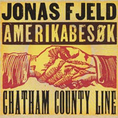 Chatham County Line Amerikabesøk Album Cover