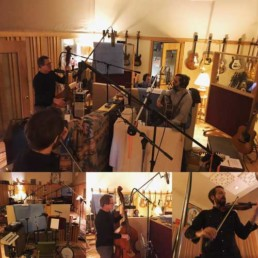 Chatham County Line In The Studio