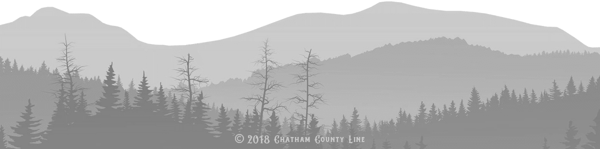 Chatham County Line Website Footer