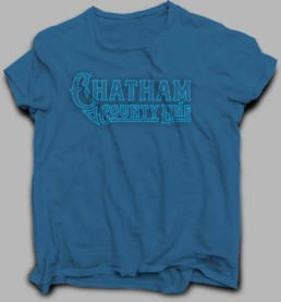 Chatham County Line Official Tee Shirt