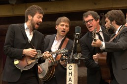 Chatham County Line In Concert