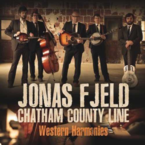 Chatham County Line & Jonas Fjeld Western Harmonies Album Cover